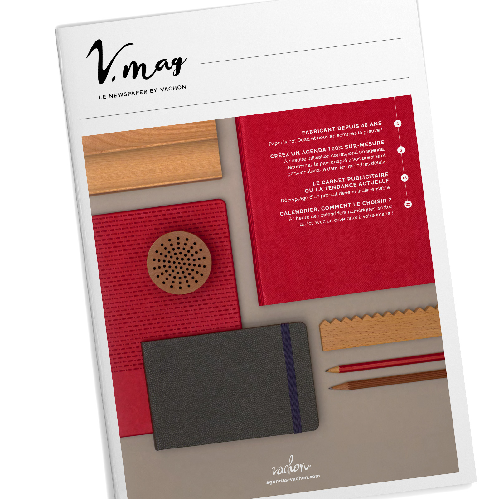 magazine Vachon