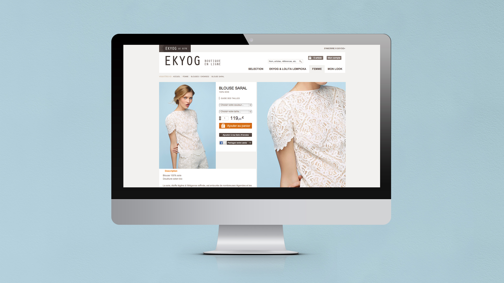 weddesign eshop Ekyog by DGGD